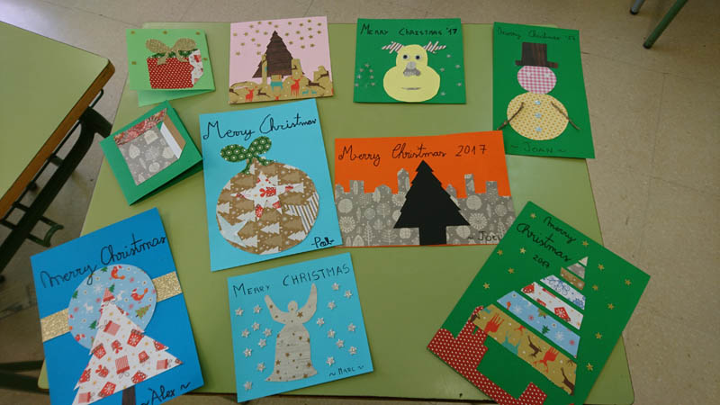 Christmas Cards from Spain
